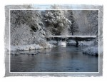 C115 Snowy Bridge