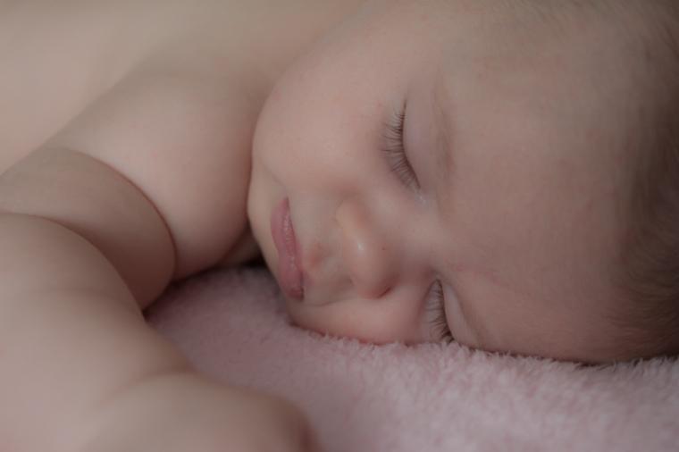 precious infant girl