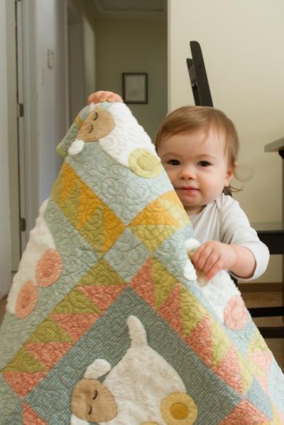 Macy's quilt
