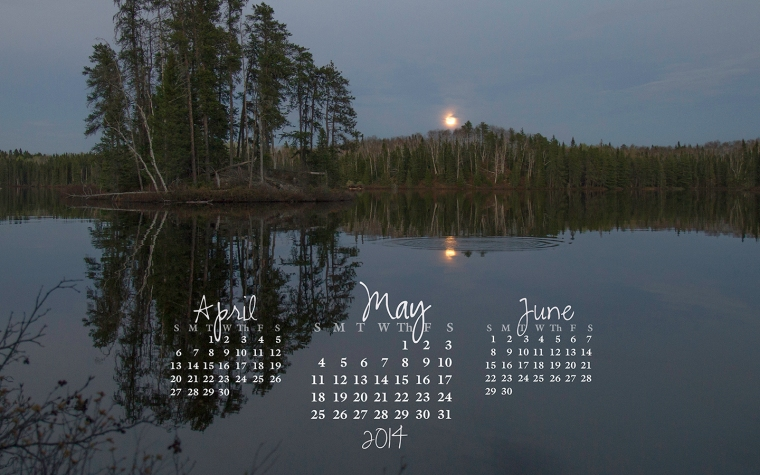 free desktop calendar may 2014_1440x900