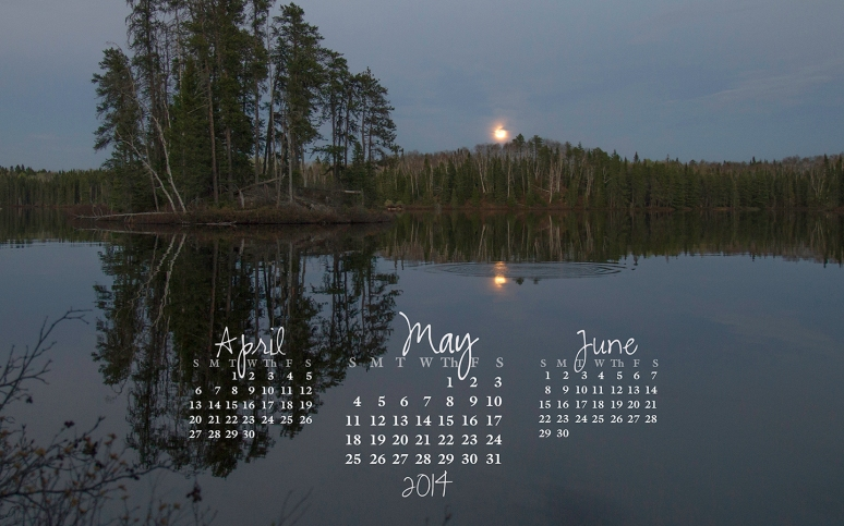 free desktop calendar may 2014_1440x900