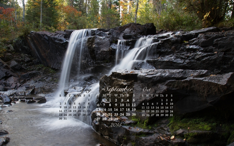 free desktop calendar September 2015_1440x900