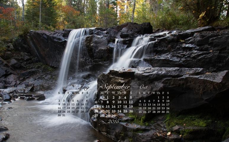 free desktop calendar September 2015_1440x900