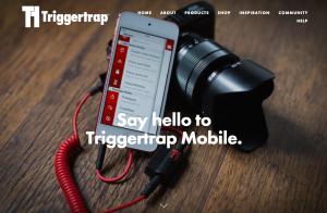 Triggertrap webpage