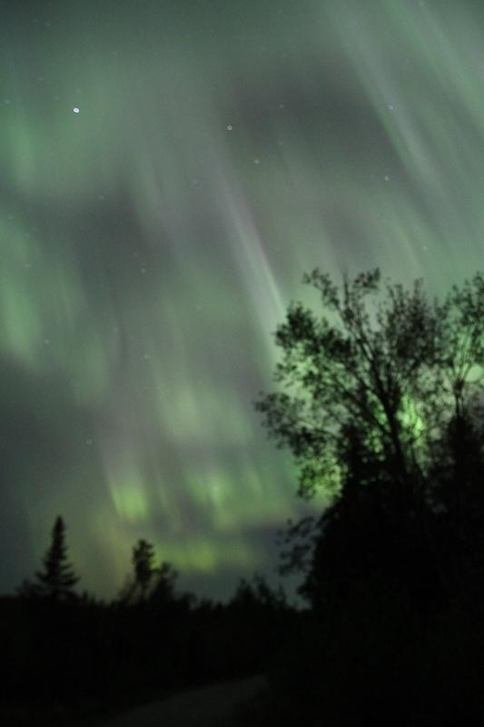 shards of northern lights