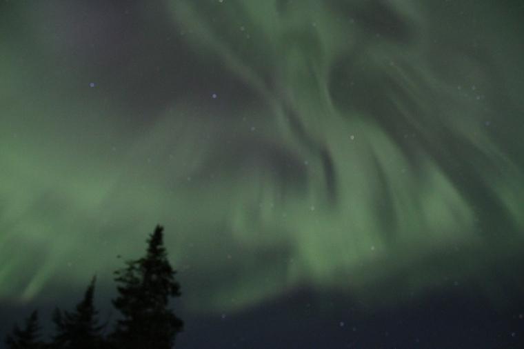 Aurora Borealis September 2015