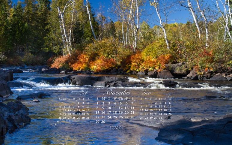 free desktop calendar November 2015_1440x900