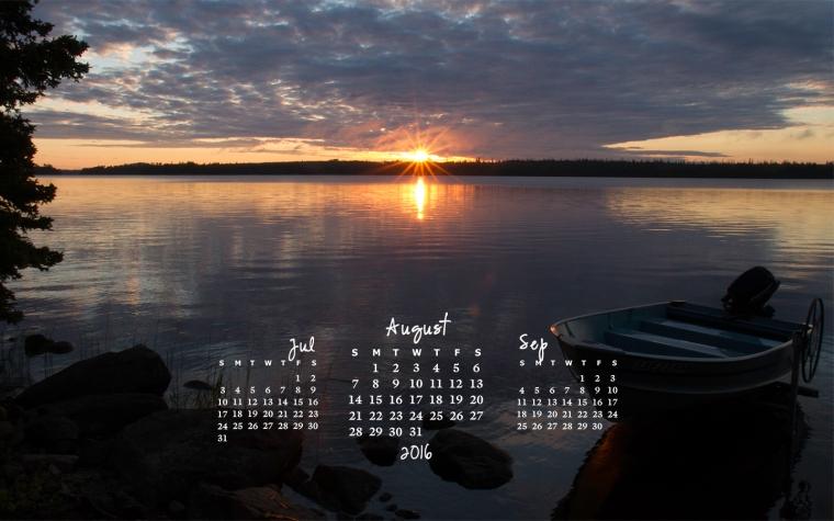 free desktop calendar august 2016_1440x900