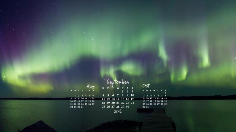 free desktop calendar September 2016_1600x900