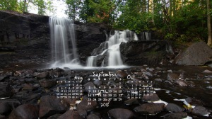 free desktop calendar September 2018_1600x900