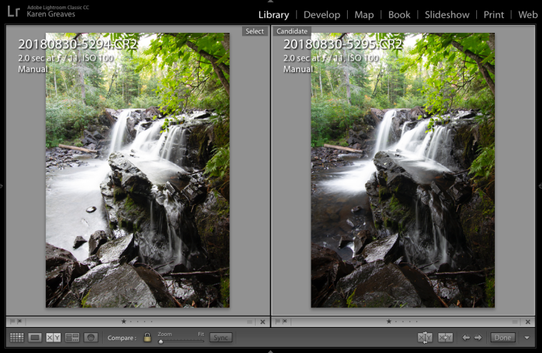 Polarizing Filter Effect